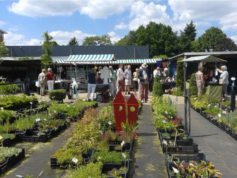 Open dagen Tuincentrum Martien Graat